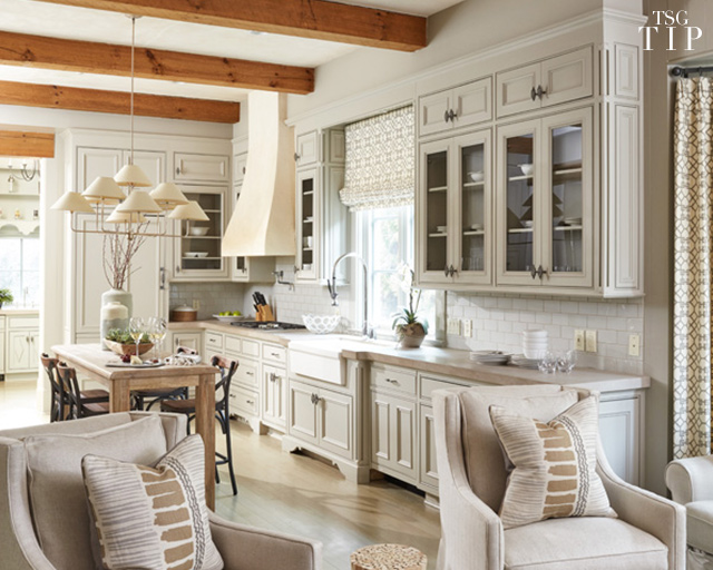 How To Create A Chic Monochromatic Kitchen The Scout Guide