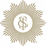 The Scout Guide medallion logo